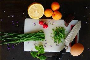 frutasy verduras