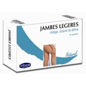 JAMBRES LEGERES (PIERNAS LIGERAS) 60 CÁPSULAS ORTHO-NAT