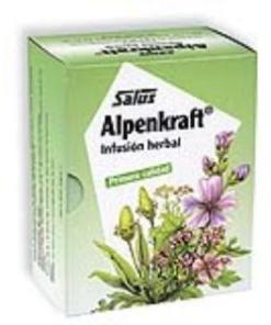 ALPENKRAFT INFUSIÓN 15 SOBRES SALUS