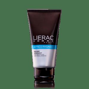 aftershave lierac para después del afeitado, hidratante, anti-tiranteces y antirojeces