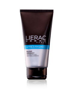 aftershave lierac para después del afeitado, hidratante, anti-tiranteces y antirojeces