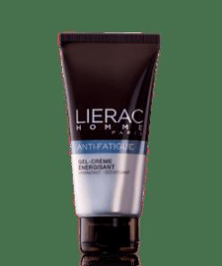 gel Crema antifatiga para hombre Lierac hidratante ideal para después del afeitado