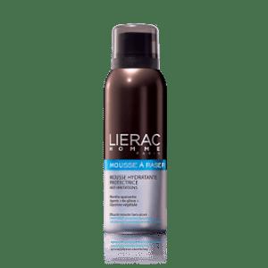Espuma de afeitar anti irritaciones Lierac hidratantate hombre