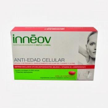 innéov antiedad celular