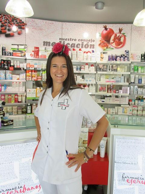 Ana María Farmacia Escribanos
