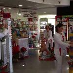 Mannequin Challenge navideño | Farmacia Escribanos