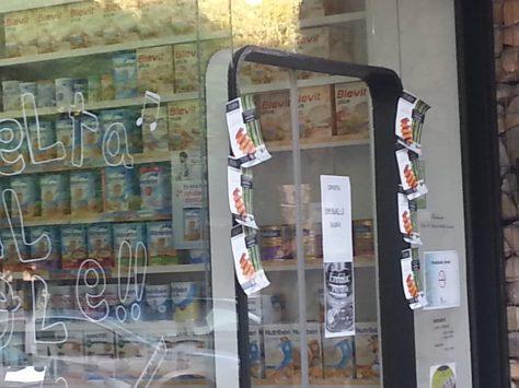 publicidad servicio de dietética