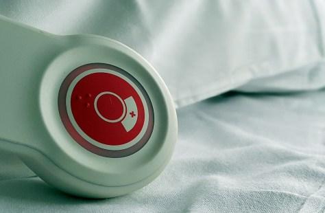 Prescripción de enfermeras. Botón para llamar a la enfermera