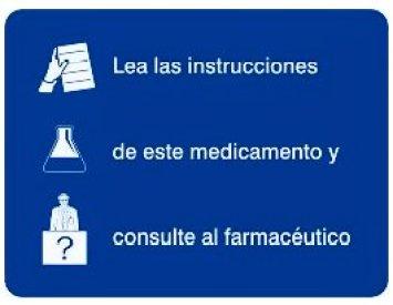consulte a su farmacéutico