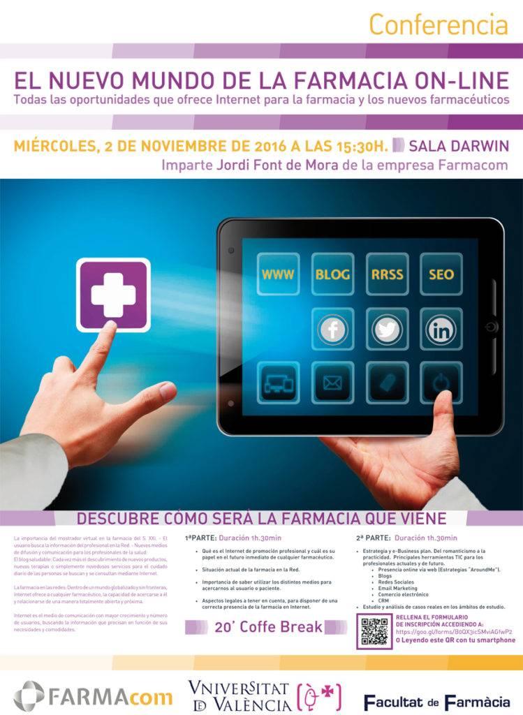 El nuevo mundo de la farmacia online