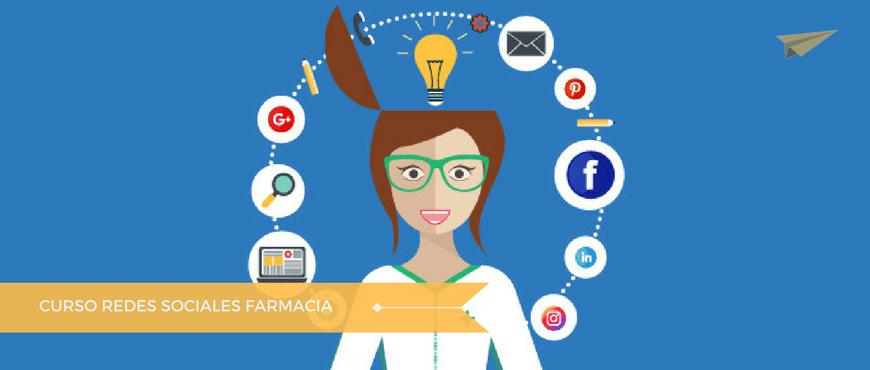 curso de redes sociales para farmacia