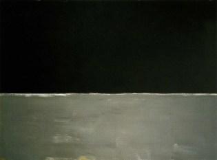 1969-1970 Sin título (Negro sobre gris) Colección de Kate Rothko-Prizel