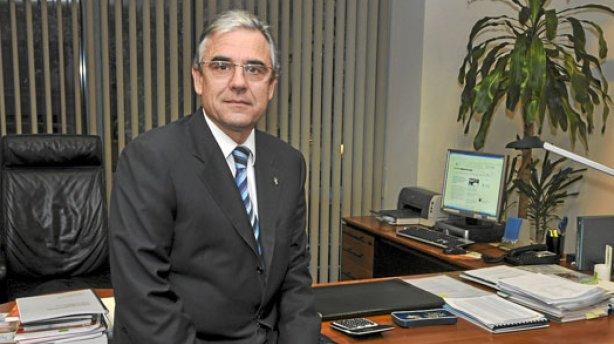 Jordi de Dalmases presidente COF Barcelona