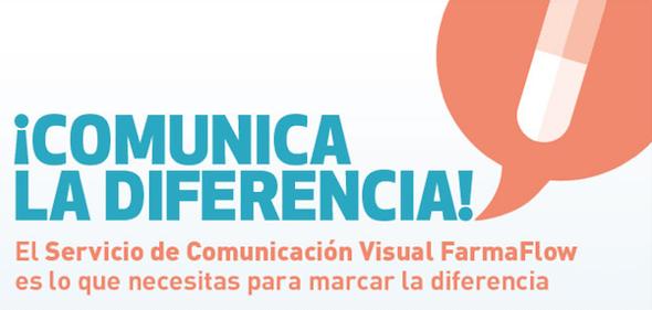Servicio Comunicación Visual FarmaFlow
