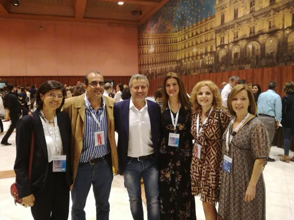 Cena cóctel Congreso Salamanca Norbert Monfort