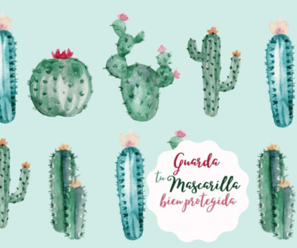 guarda-mascarillas-farmaflow-cactus