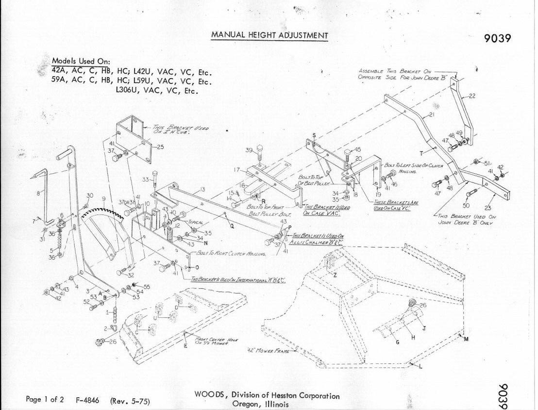 Diagrams Wiring Bush Hog Wiring Diagram
