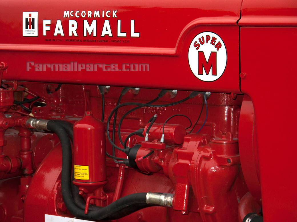 farmall mago wiring diagram farmall free wiring diagrams Farmall Super M  engine closeup?resize\\\\\\\\\