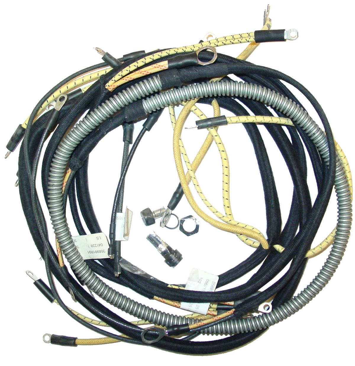 Ih Farmall Super A Wiring Diagram C Tractor
