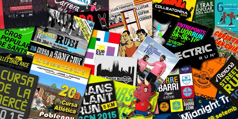 La novedades de la temporada de carreras populares en Barcelona