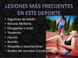 LESIONES HABITUALES EN EL RUNNING
