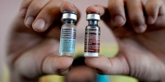 demam berdarang vaksin