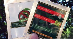 Mahasiswa Olah Kulit Jeruk Jadi Granul Efervescent Pembasmi Jentik Nyamuk