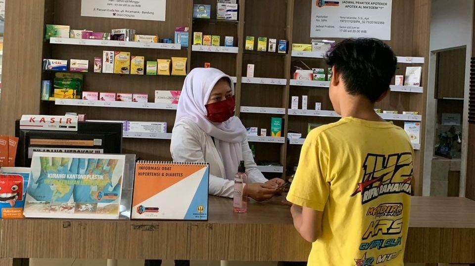 Dukung Jokowi, PP IAI Minta Apotek Buka Tetapi Tetap Waspada COVID-19