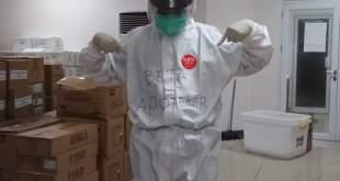 Pemerintah Kurang Peka Begitu Pentingnya Peran Relawan Apoteker Tanggap Bencana COVID-19