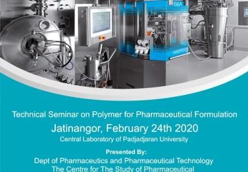 Farmasi Unpad Jalankan Program Peningkatan Kompetensi Farmasi Industri