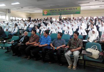 Prosesi Penerimaan Mahasiswa Baru Program Sarjana Farmasi Semester Ganjil 2018/2019