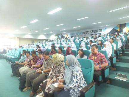 Penerimaan Mahasiswa Baru Sarjana Fakultas Farmasi Universitas Padjadjaran Tahun Akademik 2016/2017