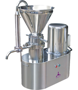 Prinsip Kerja Mesin Colloid Mill