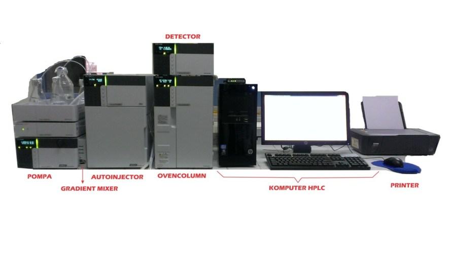 Kualifikasi Kinerja Instrument HPLC (High Performance Liquid Chromatography)