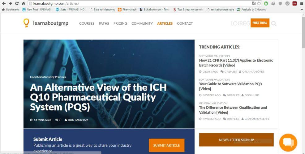 Alamat Website tentang CPOB dan Industri Farmasi (bagian 2)