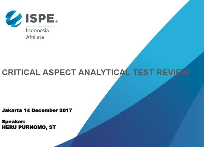 critical aspect analytical review