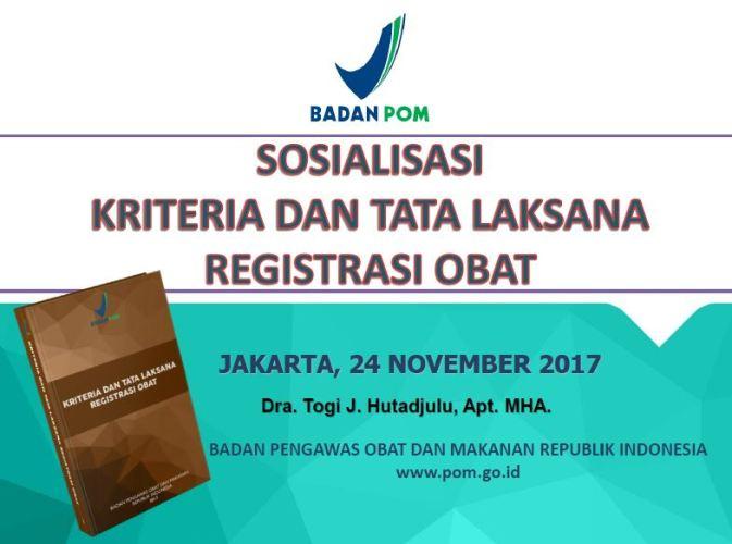 Download Buku Coklat: Kriteria dan Tata Laksana Registrasi Obat