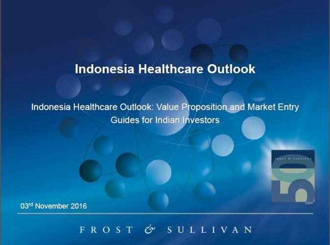 "Share Materi ""Indonesia Health Outlook"""