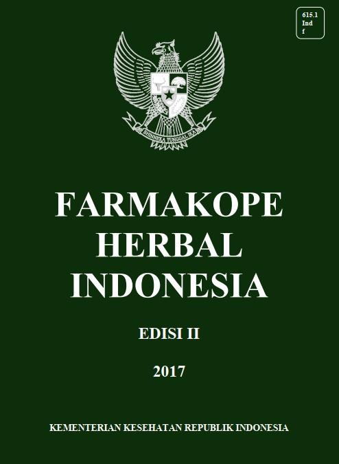 Farmakope Herbal Indonesia