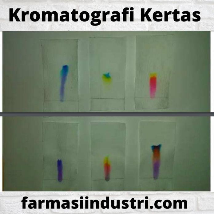 kromatografi-kertas