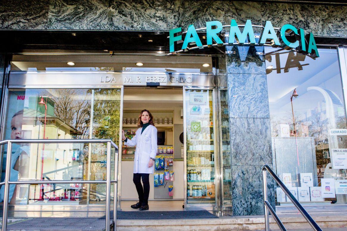 Farmacia Rosa Pérez - Fachada
