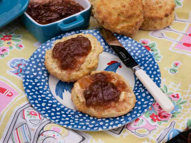 Rhubarb and Ginger Jam recipes