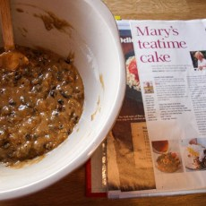 Mix up a Mary Berry Classic Tea Time Fruit Loaf
