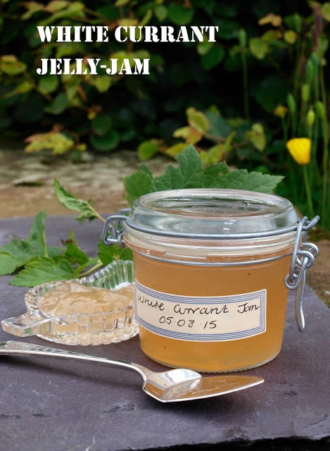 White Currant Jelly-Jam