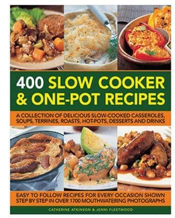 400 Slow Cooker Recipes