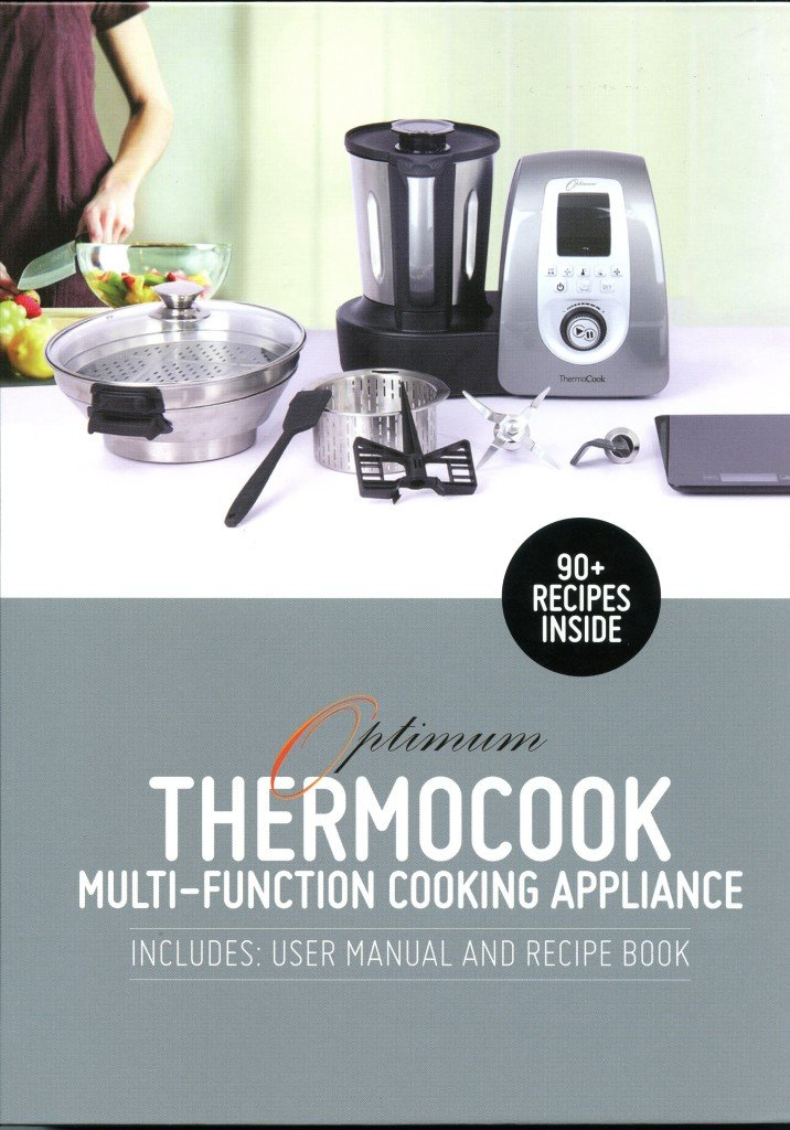 Optimum Thermocook Recipe Book