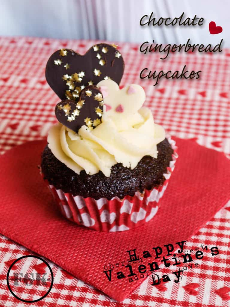 How to make Valentine Cupcakes that men love
