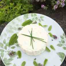 Home made soft cheese