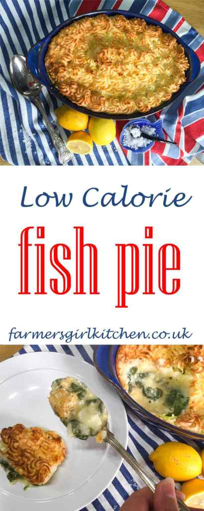 Low Calorie Fish Pie 5:2