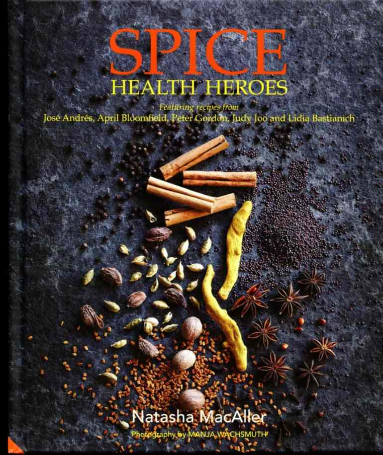 Spice Health Heroes by Natasha MacAller